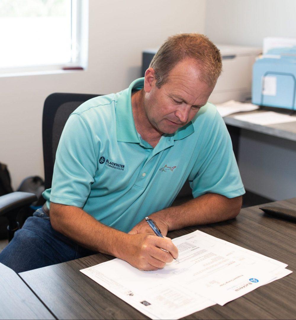 Gary-Smoak-Communications-Manager